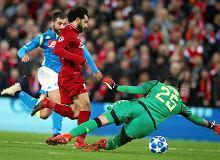 Liga Mistrzów. Liverpool - Napoli, czyli hit, w którym było niemal wszystko. Zabrakło mocnego, polskiego akcentu