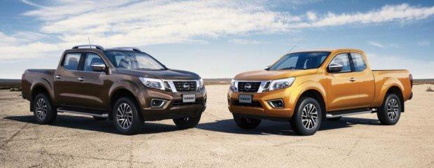 Nissan Navara | Całkiem nowy pickup