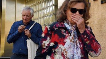 Rodzice jednej z ofiar katastrofy MH17