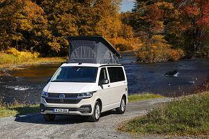 Kamper legenda w wersji 6.1. Volkswagen California wciąż w znakomitej formie