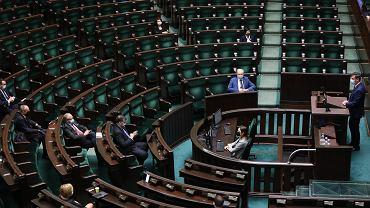 22.10.2020, obrady Sejmu