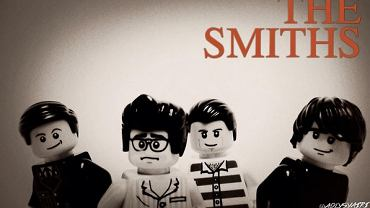 The Smiths z klocków Lego