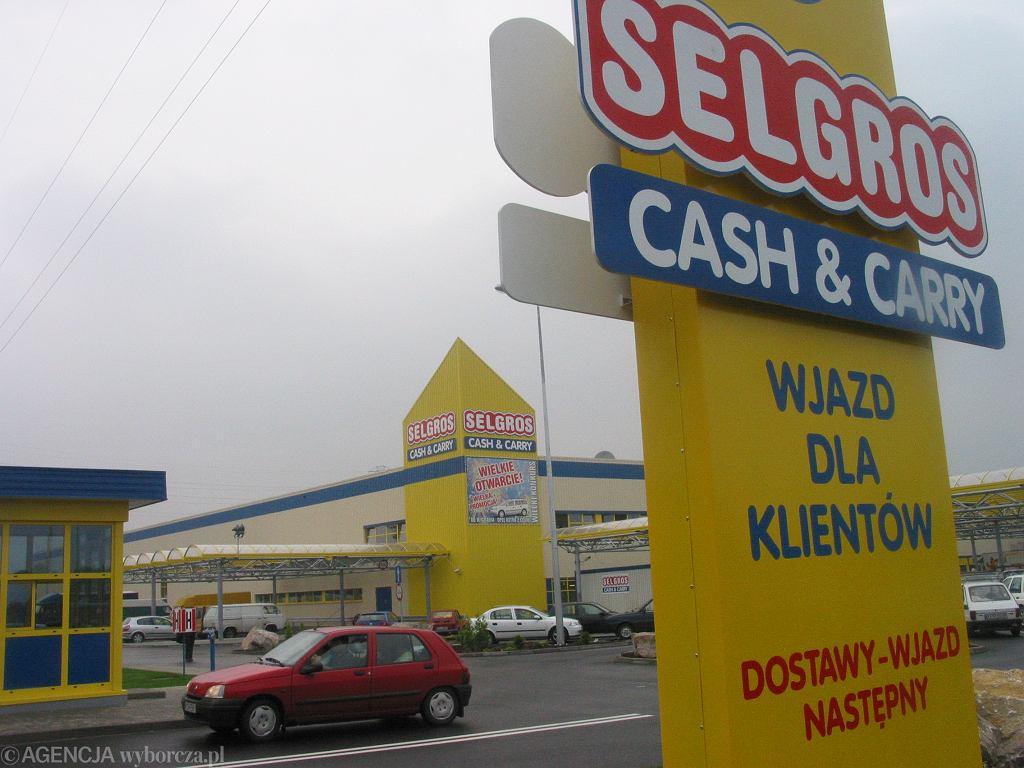 Sieć sklepów Selgros Cash&Carry wycofała ze sprzedaży serię chusteczek nawilżanych