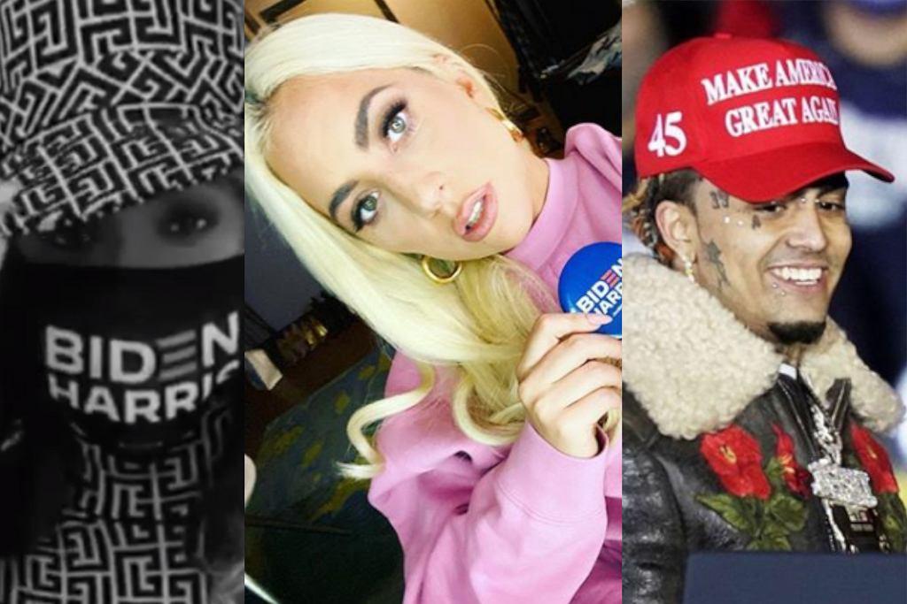 Beyonce, Lady Gaga, Lil Pump