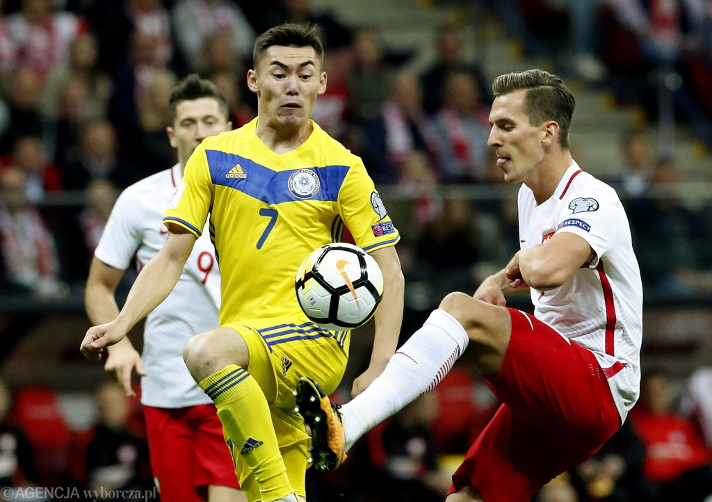 polska vs Kazachstan
