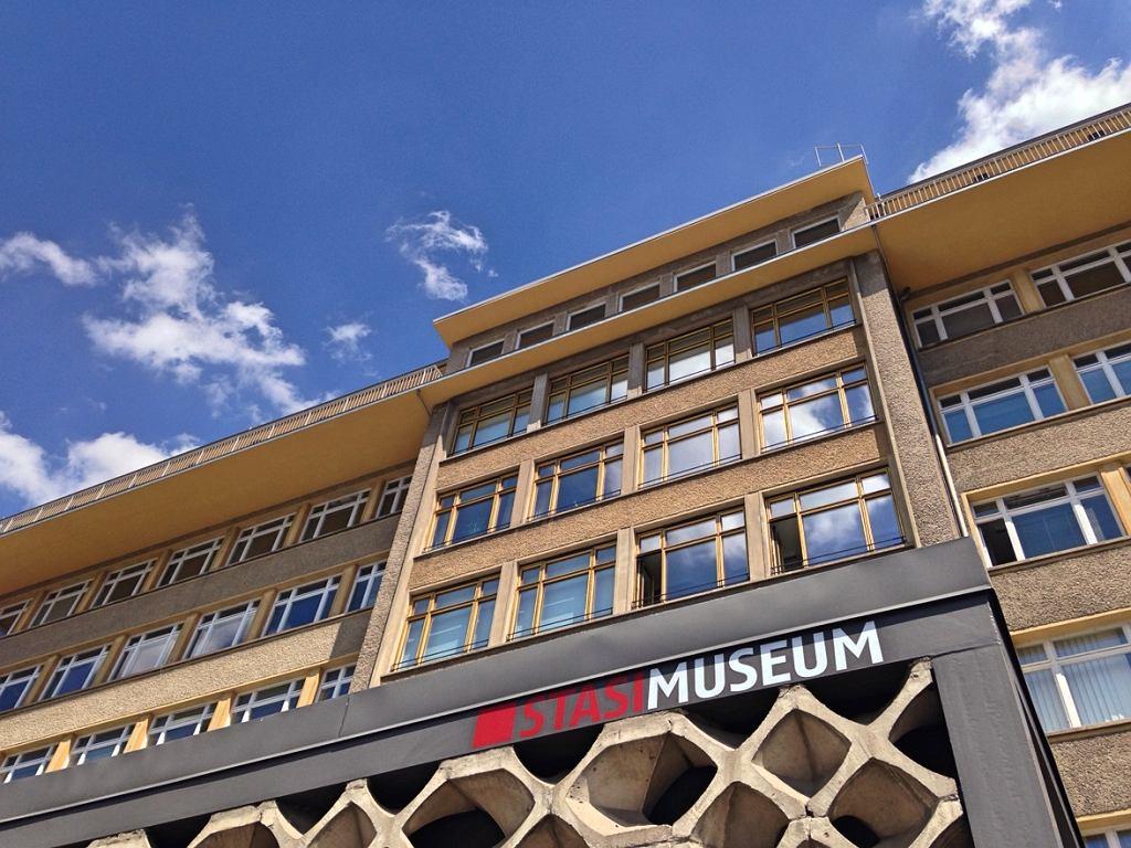 Muzeum Stasi w Berlinie