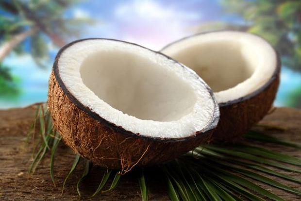 błonnik - kokos
