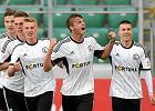 Młodzieżowa Liga Mistrzów. Legia - Litex. Nie zmarnować zaliczki z Łowecza
