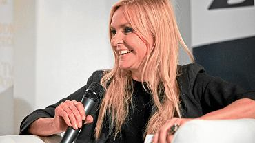 Monika Olejnik (fot. Adam Kozak/AG)
