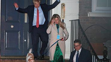 Brexit. Boris Johnson wygrał.