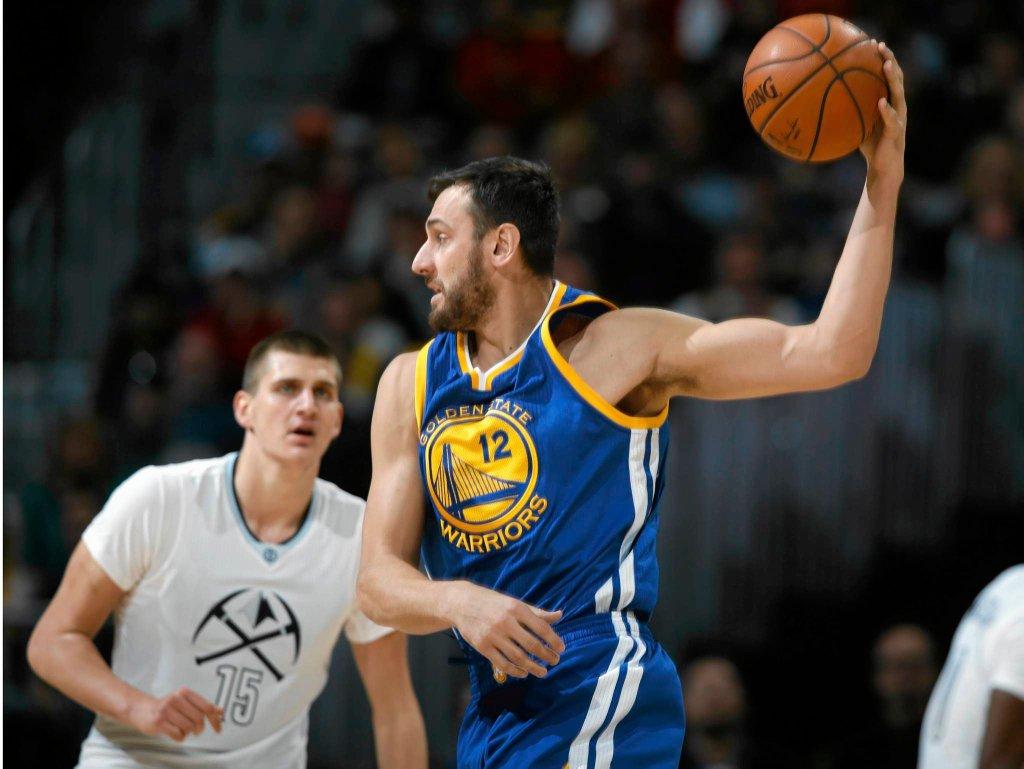 Andrew Bogut (Golden State Warriors)
