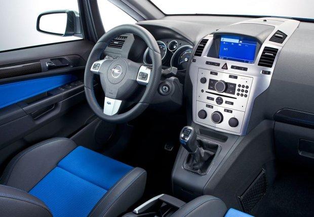 Opel Zafira OPC 2005