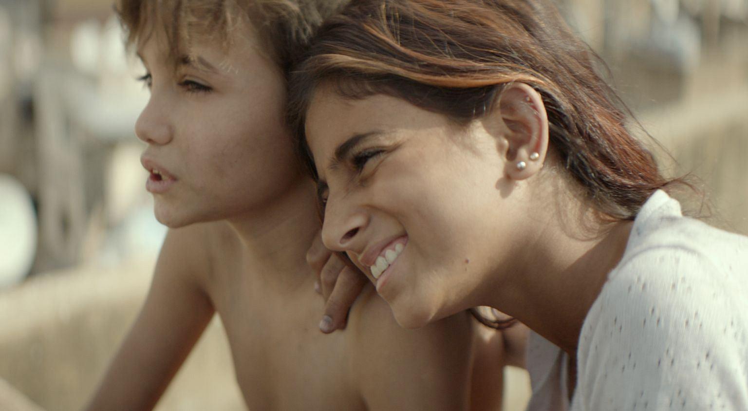 Kadr z filmu 'Kafarnaum'