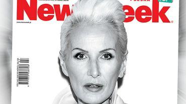 Okładka 'Newsweeka'