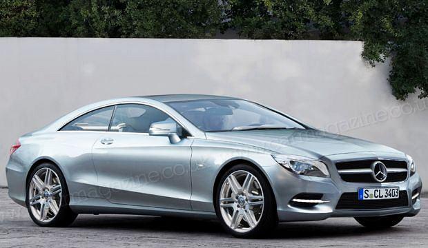 Nowy Mercedes CL