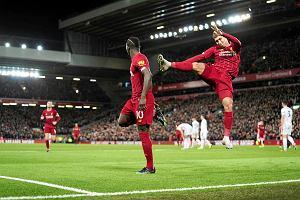 Liverpool wygrał z Tottenhamem w hicie Premier League! Kosmiczny rekord pobity!
