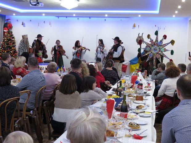 Zdjęcie numer 0 w galerii - Ukraińcy pracujący w Bielsku-Białej rozpoczęli prawosławne święta Bożego Narodzenia [ZDJĘCIA]