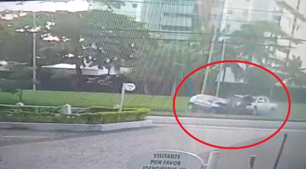 Felipe Cesarano spowodował śmiertelny wypadek na autostradzie