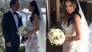 Michał Malitowski i Yuliya Phillips wzięli ślub w Australii