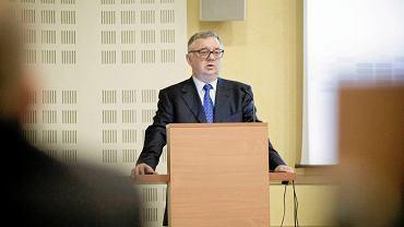 Janusz Filipiak, prezes i założyciel spółki Comarch.