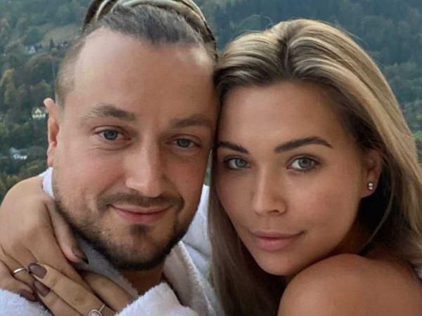 Baron i Sandra Kubicka chwalą się romantycznym gestem. Tylko spójrzcie na ich dłonie