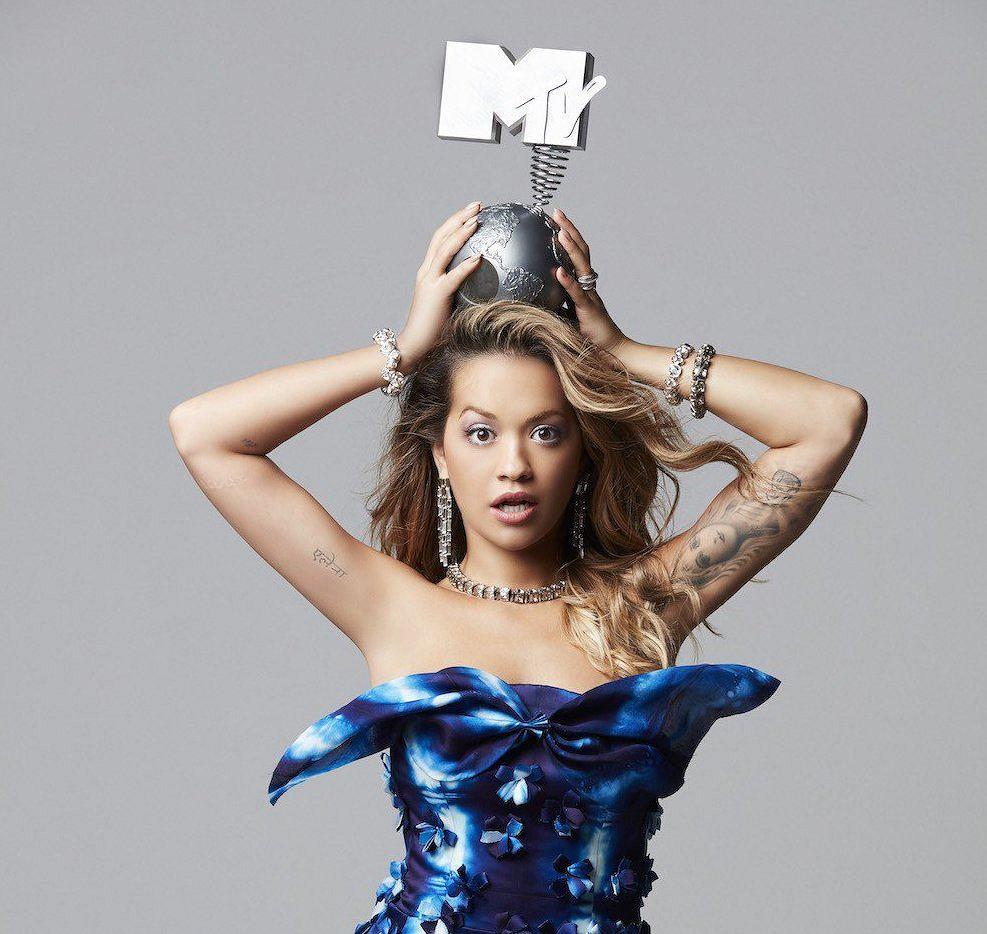 Rita Ora poprowadzi MTV EMA 2017 / mat.pras.