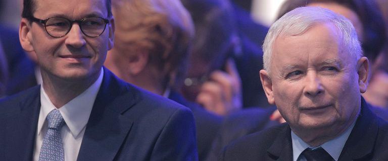 Sondaż: wyborcy wskazali, kto powinien być następcą Jarosława Kaczyńskiego