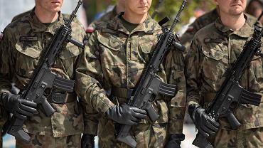 Szczepienie poza kolejnością. W szpitalu w Gdańsku zaszczepiono żołnierzy WOT (zdjęcie ilustracyjne)