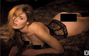 """Amanda Streich w """"Playboyu"""""""
