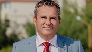 Adam Pawlicki, burmistrz Jarocina