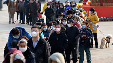 Koronawirus w Chinach. Kolejne kraje chcą ewakuować swoich obywateli (zdjęcie ilustracyjne)