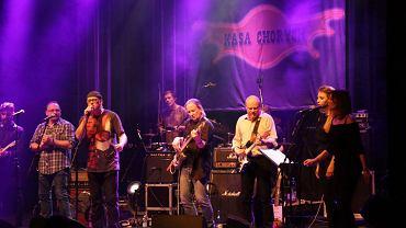 Pożegnalny koncert Kasy Chorych z gośćmi