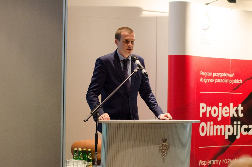Witold Bańka, Minister Sportu i Turystyki
