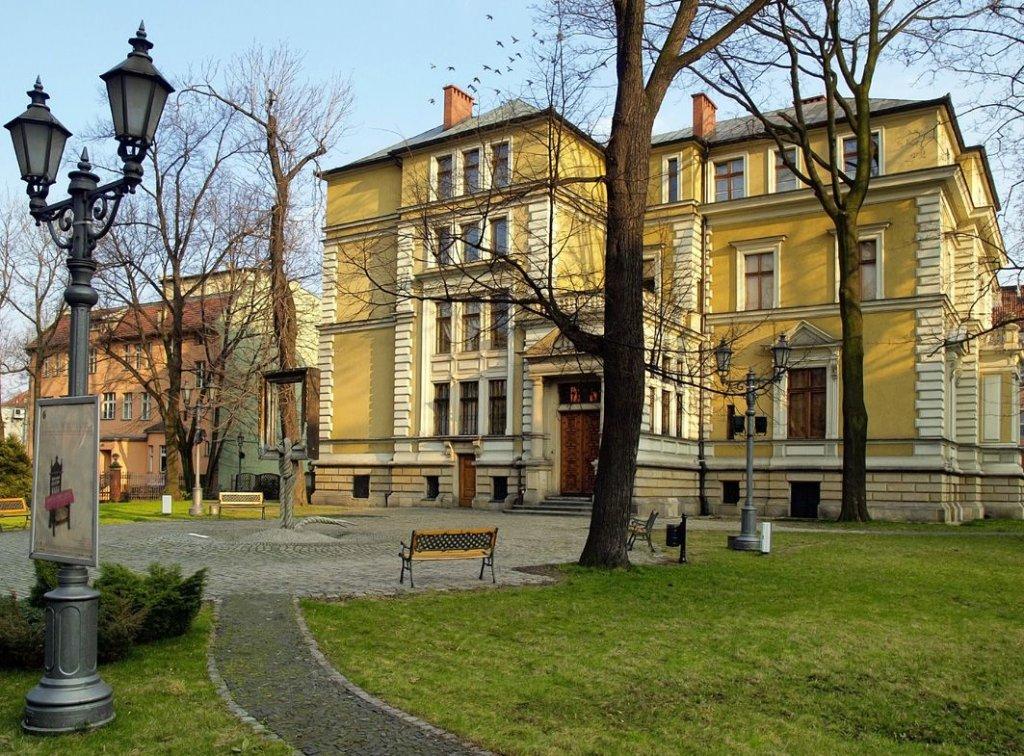Willa Caro w Gliwicach, siedziba Muzeum / fot. materiał prasowe