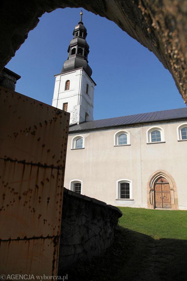 Zdjęcie numer 5 w galerii - Kościół w Proboszczowie pw. Trójcy Świętej