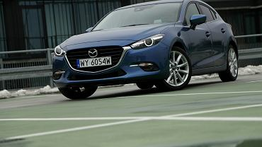 Mazda 3 po faceliftingu