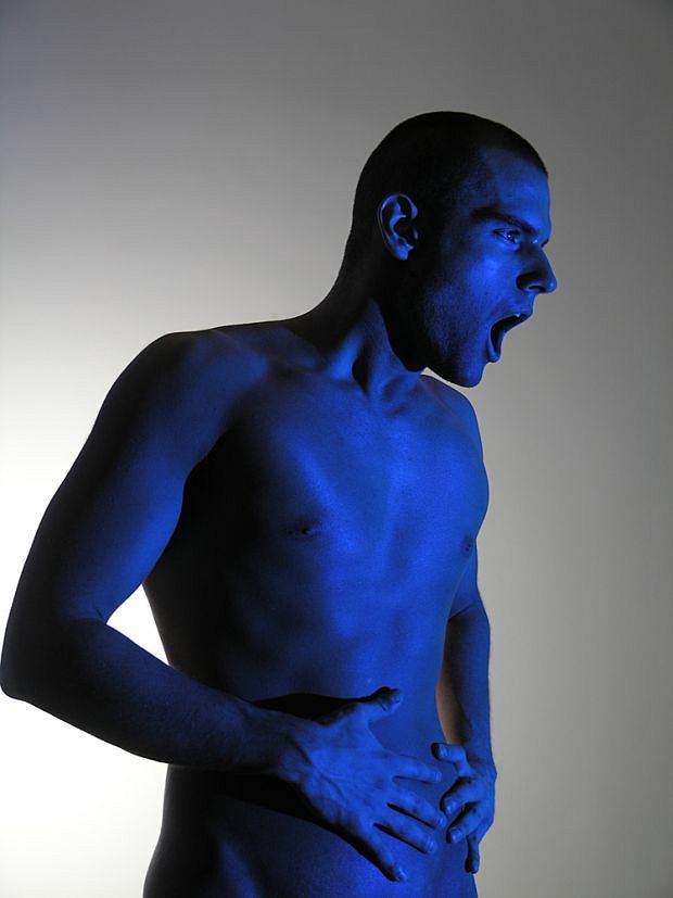 Bolesny brak seksu: Brak wytrysku po silnym pobudzeniu może być przyczyną niewielkiego, ale denerwującego i drażniącego bólu