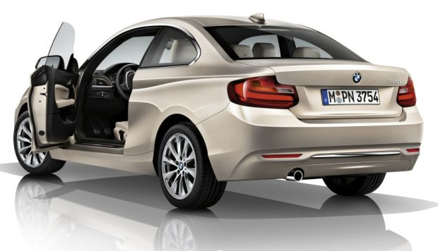BMW serii 2 Coupe Luxury