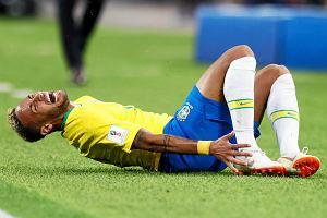 Mistrzostwa świata w piłce nożnej 2018. Brazylia - Meksyk. Guardado:  Neymar lubi wymuszać i wyolbrzymiać. Sędziowie muszą uważać