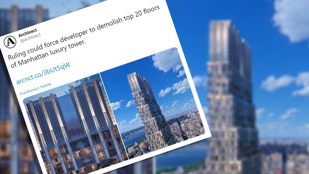 Wieżowiec 200 Amsterdam