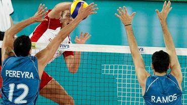 Reprezentacja Argentyny grała niedawno w Polsce podczas eliminacji Ligi Światowej