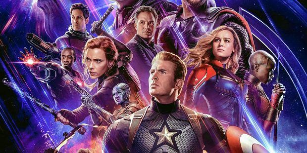 """""""Avengers: Koniec gry"""" w kinach Helios z ukraińskim dubbingiem"""