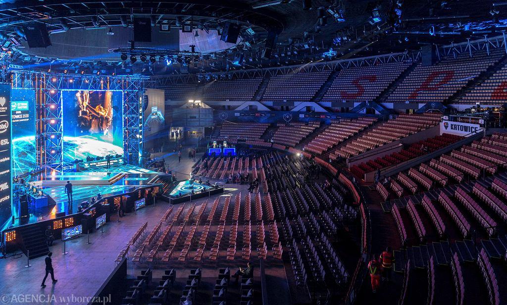 Już w minionym roku Intel Extreme Masters w Katowicach z powodu koronawirusa odbywał się w okrojonej formule, bez udziału publiczności