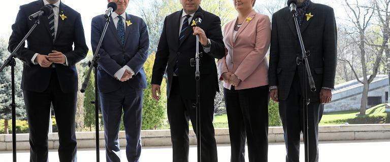 Schetyna rzuca rękawicę Kaczyńskiemu, chce debaty o Unii Europejskiej