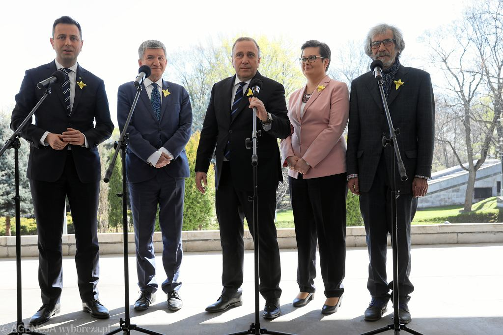 Konferencja liderów Koalicji Europejskiej i wspólna deklaracja