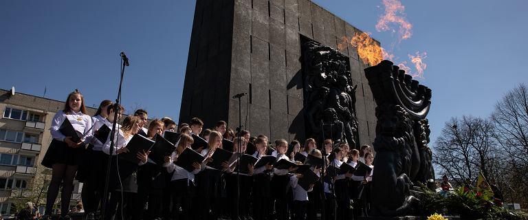76. rocznica powstania w getcie. Nie żyje żaden z uczestników