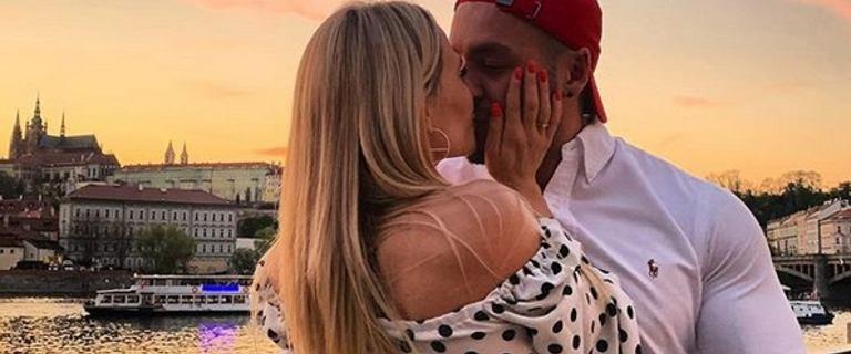 Kasia Dziurska i Emilian Gankowski zaręczyli się. Gratulują im znajomi z
