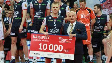 Siatkarze Zaksy zdobyli Puchar Polski