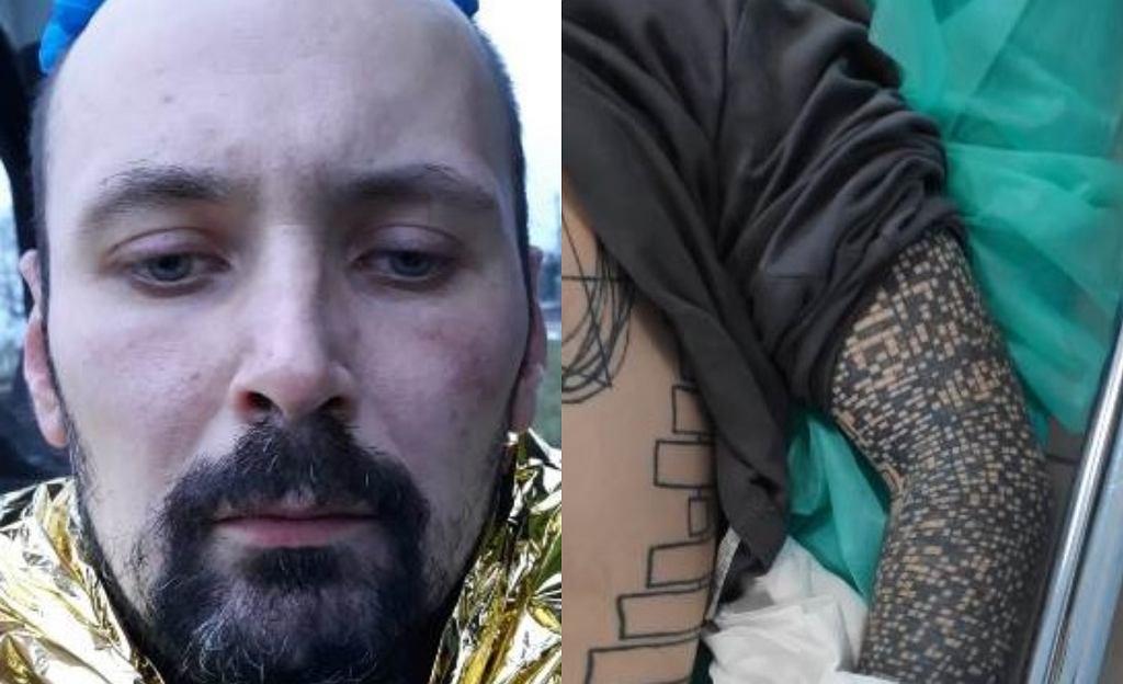 Policja próbuje ustalić tożsamość mężczyzny ze zdjęcia