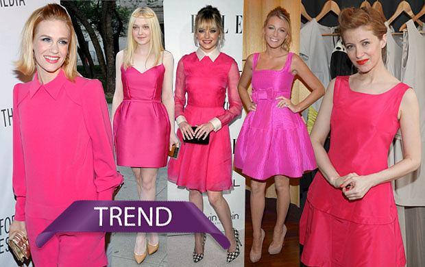 Nowy trend: fuksja